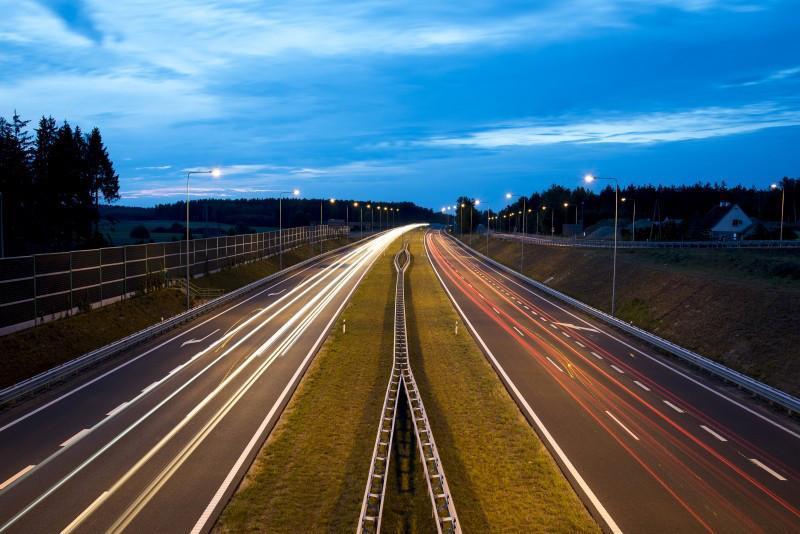 Droga ekspresowa S7 Warszawa - Kiełpin usprawni wylot ze stolicy w kierunku Gdańska