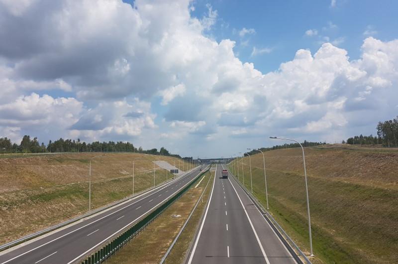 Droga ekspresowa S7 Radom - granica