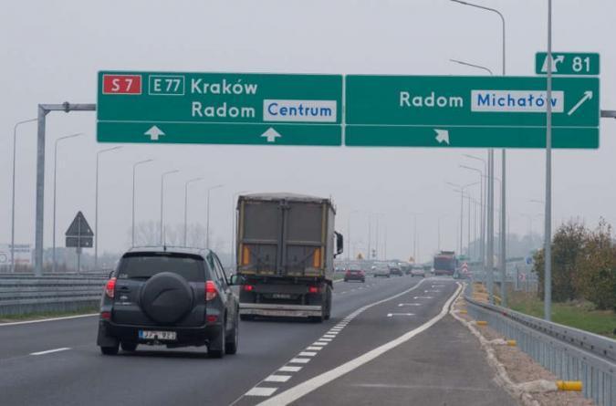 Ekspresowo z Gdańska na Mazowsze, a kiedy odcinki S7 dalej na południe?
