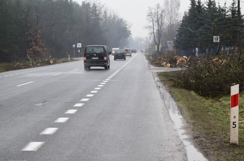 Budowa drogi ekspresowej S71 Warszawa - Garwolin