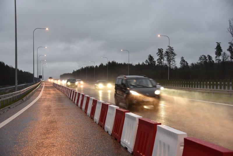 W 2017 r. przybyło 75 kilometrów nowych dróg na Warmii i Mazurach