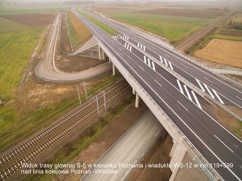 Droga ekspresowa S5 Wrocław - Poznań