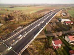 Nowa droga ekspresowa S5 Wrocław - Poznań: odcinek Wrocław - Trzebnica