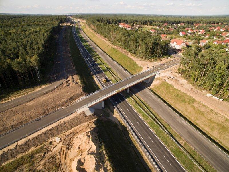Droga ekspresowa S3 Legnica - Lubin