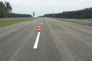 Pojedziemy nową jezdnią drogi S3 na trasie Legnica - Lubin