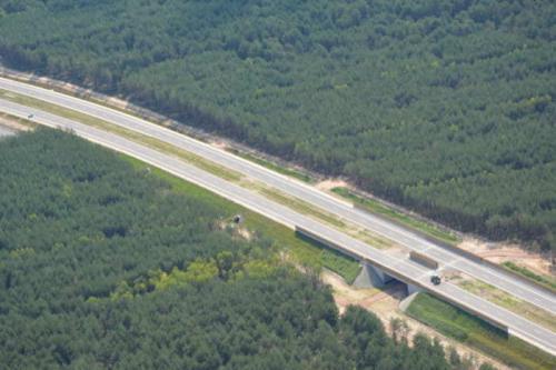 Tylko 9 km nowej drogi S7 na mapie Polski. Trasa Chęciny - Jędrzejów z opóźnieniem