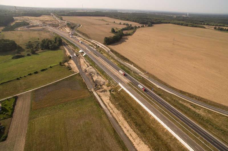 Droga ekspresowa S3 wydłuzy się o 33 kilometry