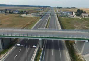 Mamy nowe 20 km drogi ekspresowej S7 Jędrzejów - granica z Małopolską