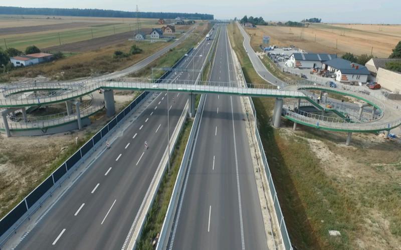 Droga ekspresowa S7 w woj. świętokrzyskim
