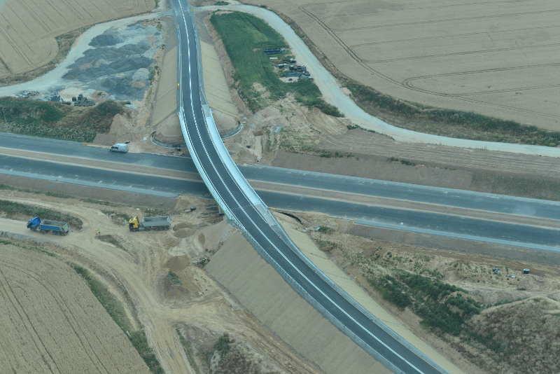 Droga ekspresowa S3 Legnica - Jawor z nowymi wiaduktami