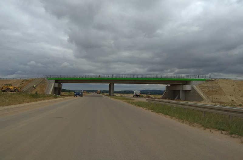 WD14 - Wiadukt nad drogą S3 Legnica- Jawor - Bolków