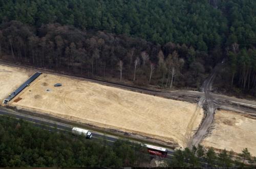 Pierwsze prace środowiskowe na drodze S5