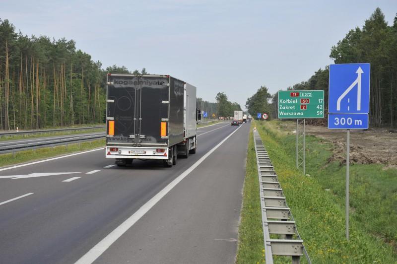 Budowa odcinka drogi ekspresowej S17 Kołbiel - Garwolin może ruszać