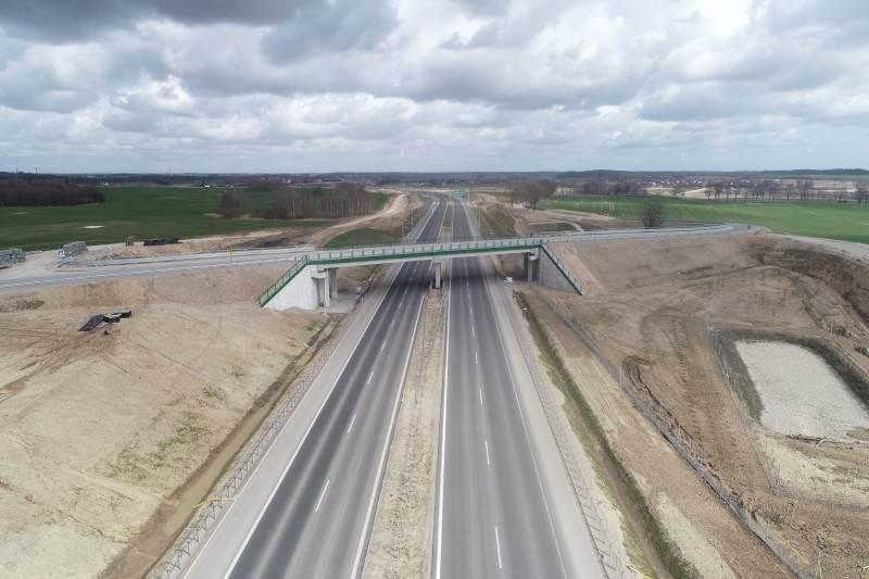 Budowa obwodnicy Olsztyna w ciągu S51 potrwa do czerwca