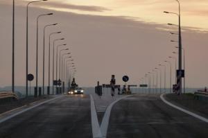 Resort infrastruktury podsumowuje