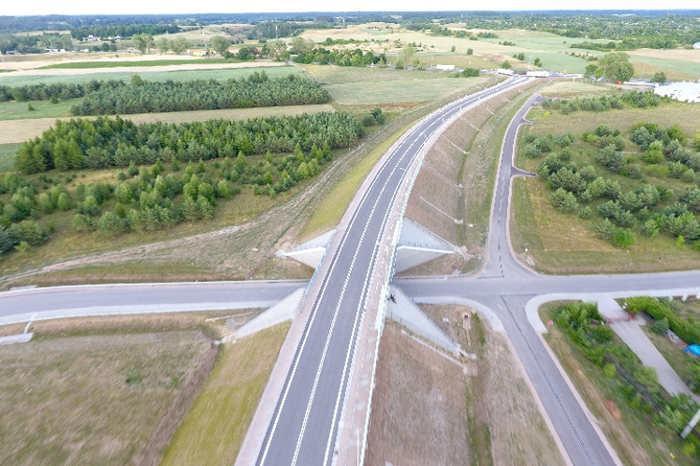 Obwodnica Suwałk w ciągu drogi S61 - Via Baltica