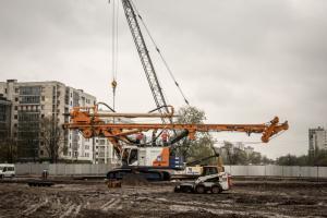 S2: Trwają prace przy budowie Południowej Obwodnicy Warszawy na Ursynowie