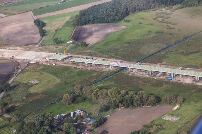 Nowy termin ukończenia budowy S5 Poznań - Wronczyn to połowa maja 2018r.