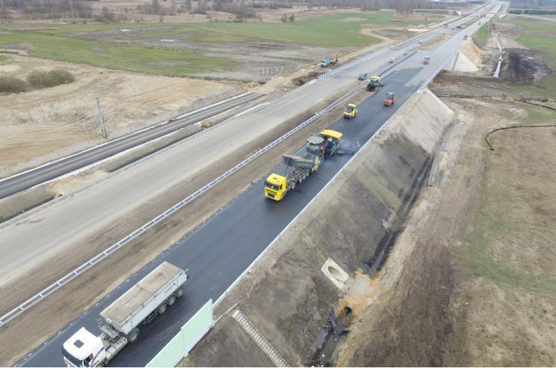 Budowa drogi ekspresowej S7 Radom - granica