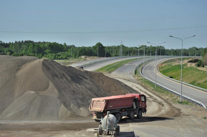 Przetargi na 24 km odcinek DK78 - obwodnicę Poręby i Zawiercia