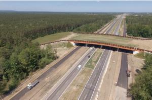 22 km drogi S7 na trasie Warszawa – Kielce – Kraków gotowe do otwarcia