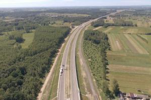 Droga S7 Radom - granica województw czeka na przecięcie wstęgi