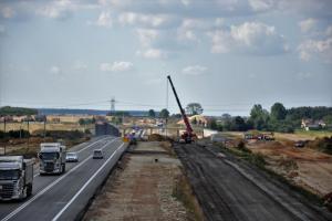 Opóźnienia na budowie odcinka S7 Chęciny – Jędrzejów