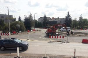 Pierwszy zwiastun nowej drogi S7 Skarżysko-Kamienna - granica województw