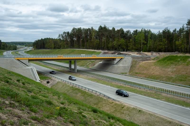 Droga ekspresowa S17 Warszawa - Lublin dłuższa o kolejne kilometry