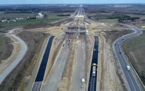 W czerwcu pierwsze odcinki S17 Warszawa - Lublin. Raport z budowy trasy