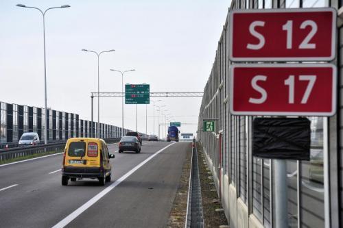 S17 i S12 droga ekspresowa Lublin - Piaski