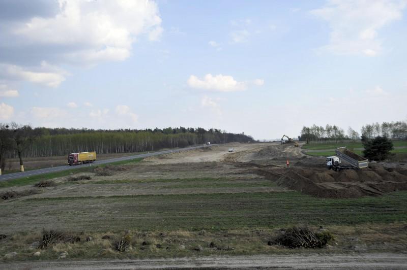 Budowa drogi ekspresowej S17 Skrudki - Kurów