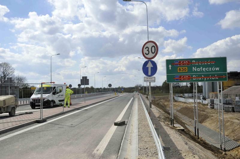 Nowe wiadukty w ciągu drogi ekspresowej S19