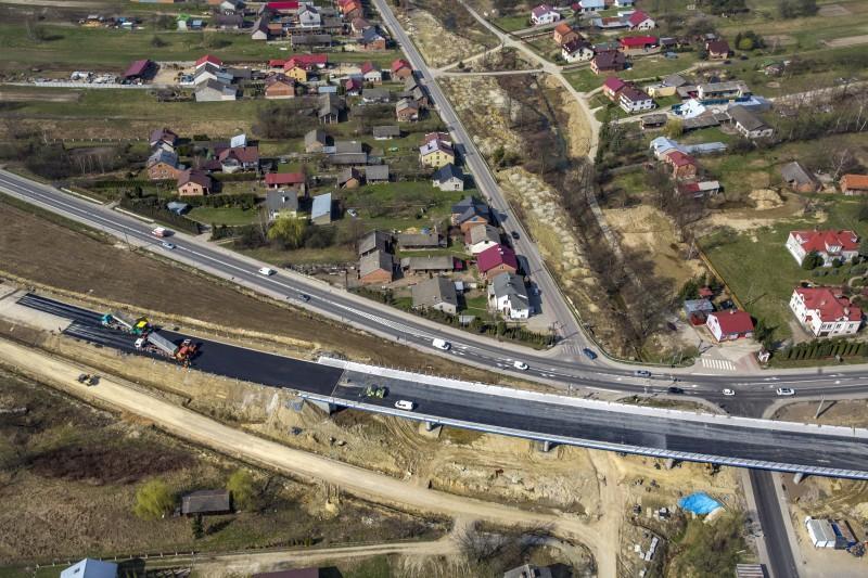 Budowa adrogi ekspresowej S19 Sokołów Małopolski - Stobierna