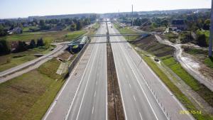Budowa S19: Zachodnia obwodnica Lublina na finiszu - zdjęcia lotnicze