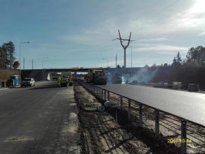 Ostatnie prace na zachodniej obwodnicy Lublina w ciągu drogi S19