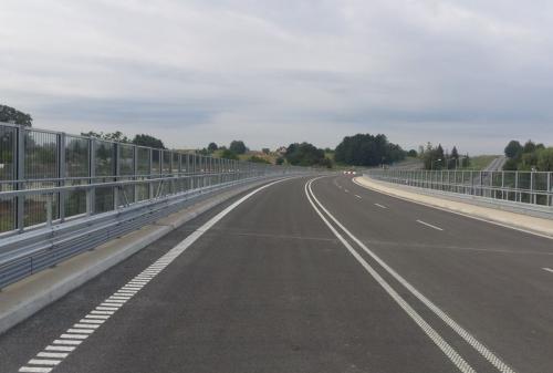 S19 Sokołów Małopolski - Stobierna - kolejny odcinek via Carpatia oddany do ruchu