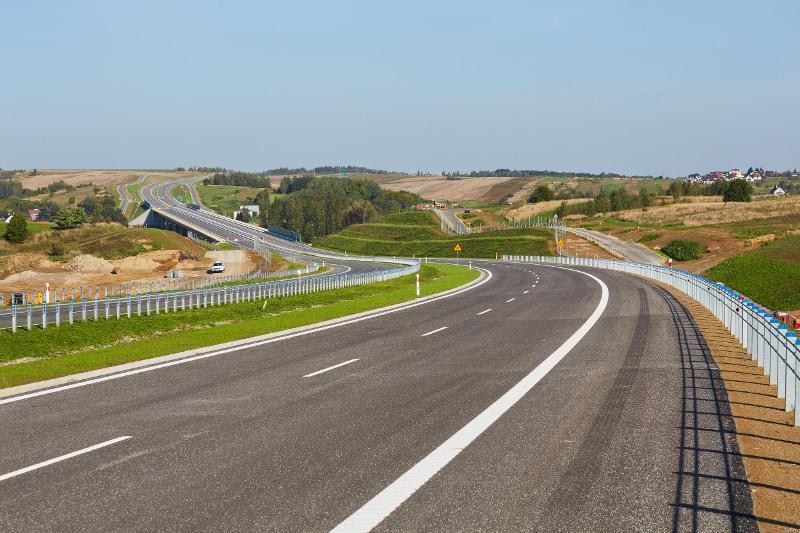 6-km odcinek drogi ekspresowej S19 od węzła Świlcza do węzła Rzeszów Południe