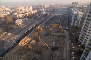 Budowa Południowej Obwodnicy Warszawy i inne utrudnienia