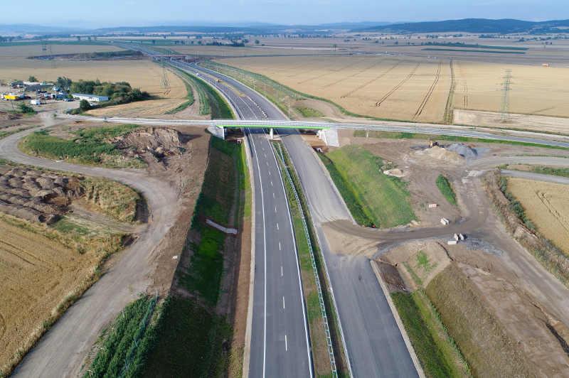 Finisz prac na dolnośląskiej S3. Nowe wiadukty na trasie Legnica – Bolków