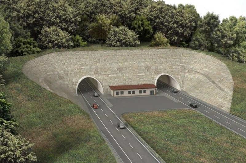 Część drogi ekspresowej S3 na południu przetnie góry i poprowadzona będzie w tunelu