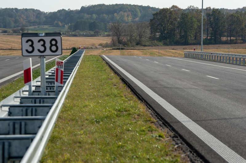 Nowa droga ekspresowa S3 Legnica - Bolków