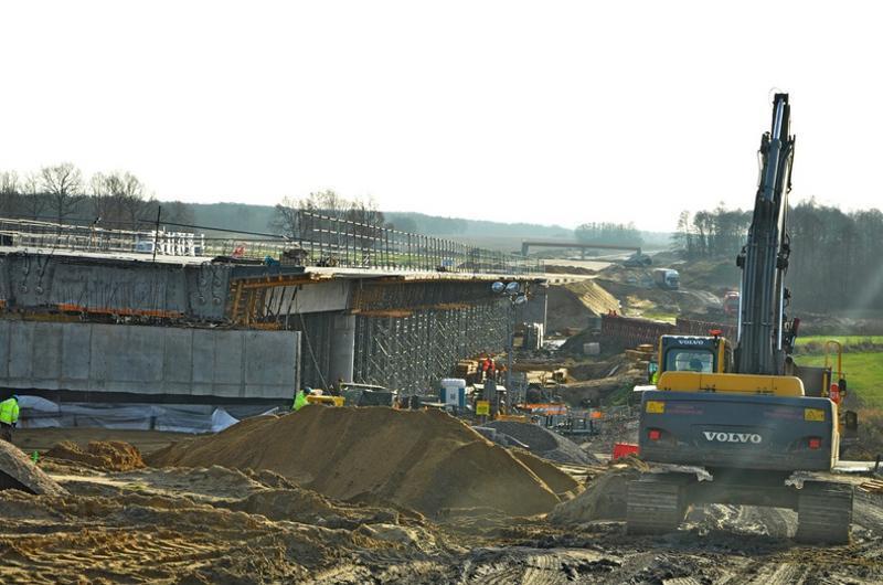 Budowa odcinka drogi ekspresowej S3 Nowa Sól - Gaworzyce