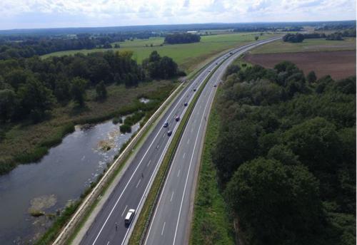 Droga S3 Sulechów Zielona Góra: nowa, dwujezdniowa ekspresówka