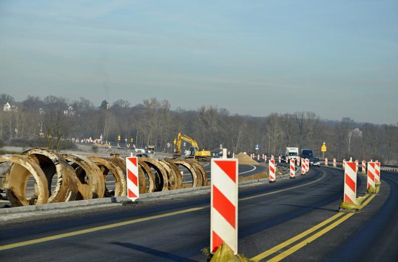 Droga ekspresowa S3 Sulechów - Zielona Góra - budowa trasy