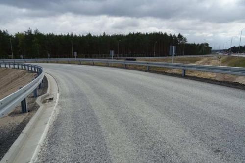 Odbiory S3 Zielona Góra – Niedoradz.  Do końca roku jeszcze trasa do Nowej Soli