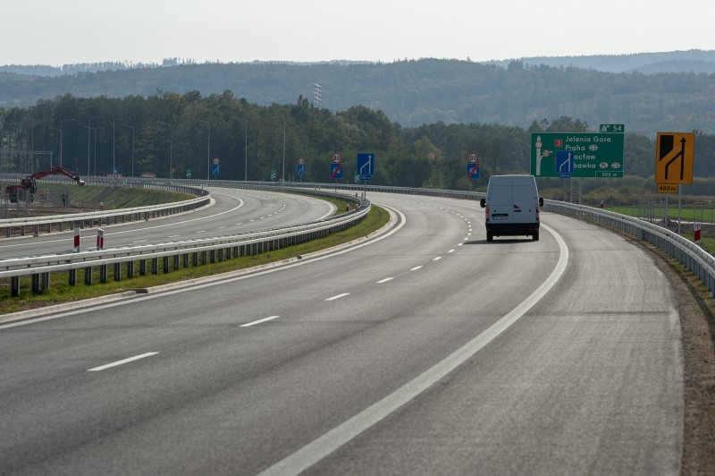 Droga ekspresowa S3 Legnica - Bolków