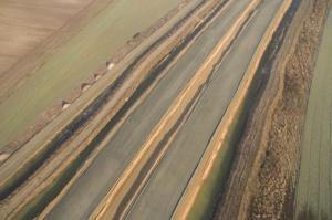 Kierowcy jeżdżą już nową drogą S5 pod Wrocławiem