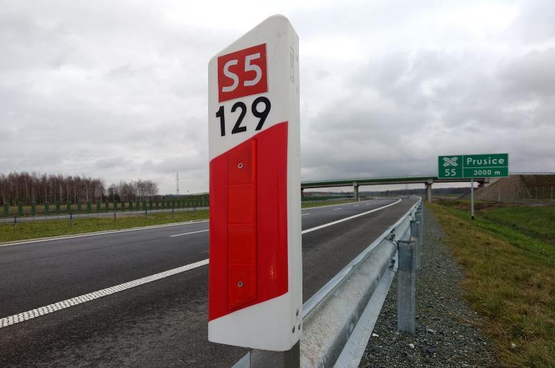 Droga ekspresowa S5 w woj. dolnośląskim