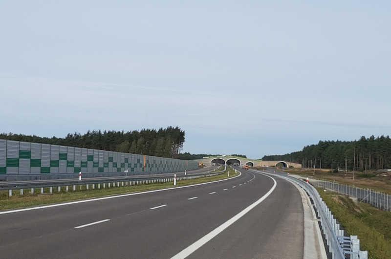 Droga ekspresowa S5 dłuższa o około 10 km w stronę Leszna